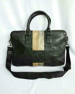 Pre💗 Authentic MCM Leather bag