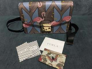 FURLA Metropolis  100% Authentic