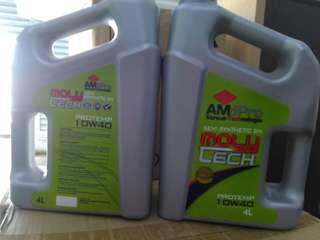 AMDPRO SEMI SYNTHETIC OIL SN10W-40