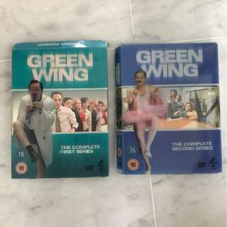Green Wong complete season 1-2