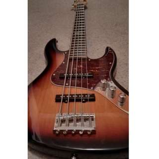 ESP LTD J-205 5 String Bass