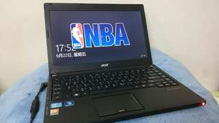 Acer core i5.500GB