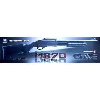 🚚 Marui M870 Tactical 全金屬瓦斯 日本進口