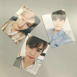 wtt/wts seventeen we make you trading cards
