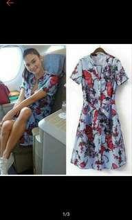 Celebrity Dress Zara Inspired