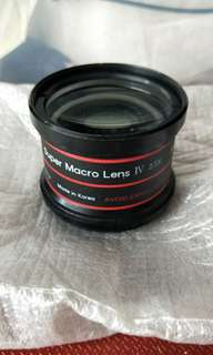 aquako super macro lens 2.5x