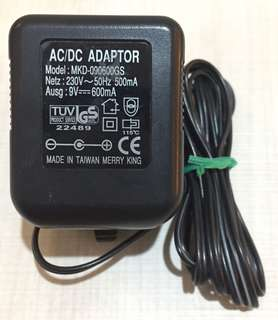 AC/DC ADAPTOR - MKD-090600GS