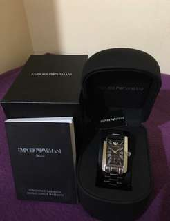 📌Authentic Emporio Armani Watch