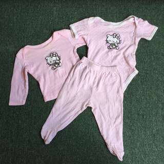 Hello Kitty Sleepwear Ser