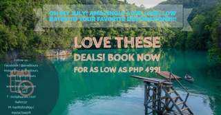 Travel on Sale!!!!