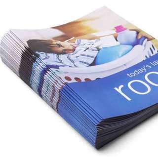 Printing of A4 Booklet (12 Pages)