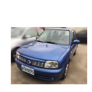 【老頭藏車 】2007 Nissan March『0元就把車貸回家 』『全貸,超貸,免保人』中古 二手 汽車