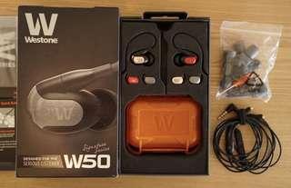 Westone W50耳機