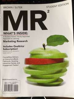 Marketing Research, Student Edition (Brown/Suter)