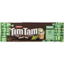 Arnott's Tim Tam Messina Choc Mint 160g