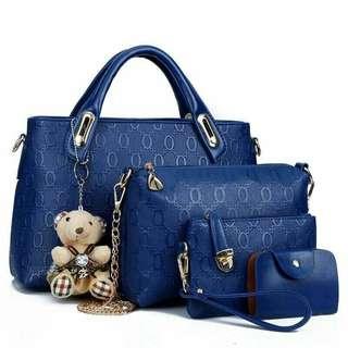 4in1 women bag