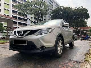 Nissan Qashqai 1.2 Auto DIG-T Premium