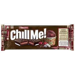 Arnotts Tim Tam Chill Me Cherry Coconut 160g