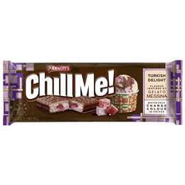 Arnotts Tim Tam Chill Me Turkish Delight 178g
