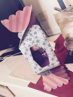 糖型香水禮盒 日本櫻花 Japanese Cherry Blossom
