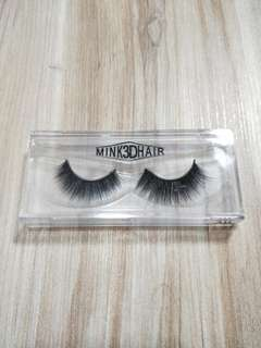 Mink 3D Hair Fake Eyelashes in Style A11