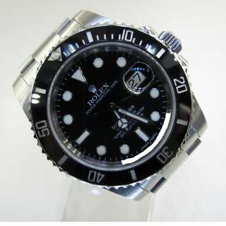 Pre Owned Rolex Submariner 116610LN