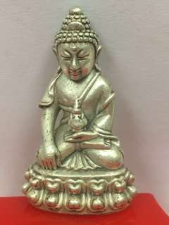 Phra Kring With Kring ball(Silver)code 902