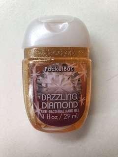 🚚 Bath & Body Works Hand Sanitizer - Dazzling Diamond