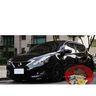 【老頭藏車 】2013 Nissan Big Tiida 『0元就把車貸回家 』『全貸,超貸,免保人』中古 二手 汽車