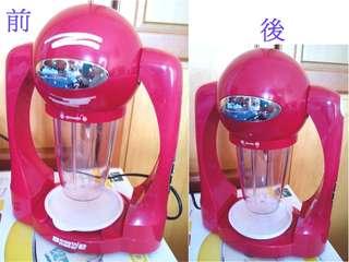 (95%新)美國 Smoothie Maker 生機食品調理翻轉果菜汁攪拌機/調理器 (Model : JX-24)