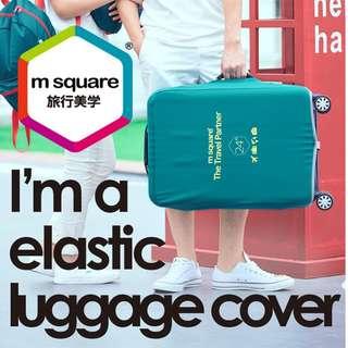 🚚 M Square防塵防汙防刮20吋行李箱套
