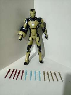 Iron Man gold edition