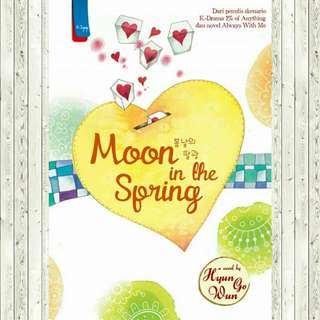 ebook - Moon in the spring
