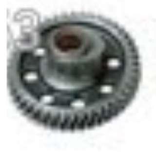6.3 Inches Gear Wheel