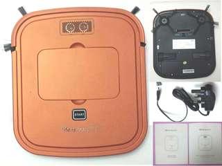 (99%新) JNC Life is beautiful 纖薄智能吸塵器 Teeny Tiny Robot Vacuum Cleaner (Model : JNC-TTRVC-OG)