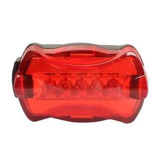 Red Rear Light