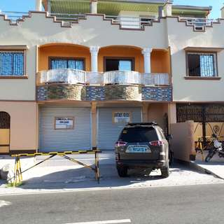 New House and Lot with Commercial Space and 4 Apartments in Culis Hermosa Bataan For Sale