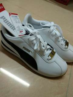 BTS PUMA鞋