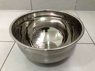 Stainless Steel Bowl (Mixing Bowl)