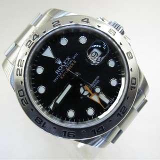 Brand New Rolex Explorer 2 216570