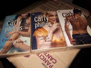 3 Carly Philipp Books