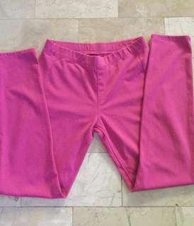 Uniqlo Pink Leggings
