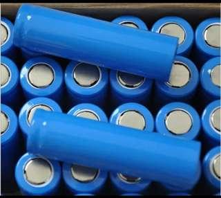18650電池5粒