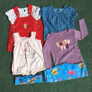 Baby Clothes Set #1