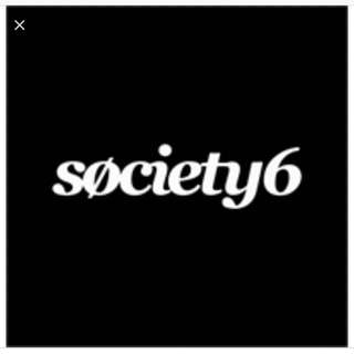 🚚 Society6 $110 voucher with FREE SHIPPING