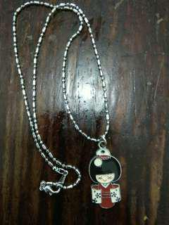 Cute necklace! Php 50