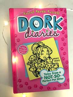 Dork Diaries Novel
