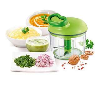 TEFAL GREEN MINI CHOPPER 500 ML