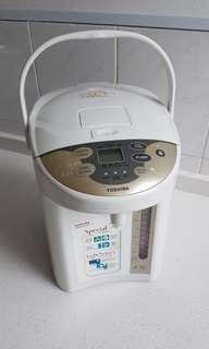 Toshiba Digital Electric Water Pot