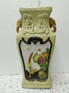 龍飛鳳舞石湾瓶